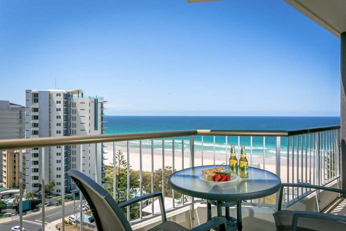 About Surfers Beachside Holiday Apartments
