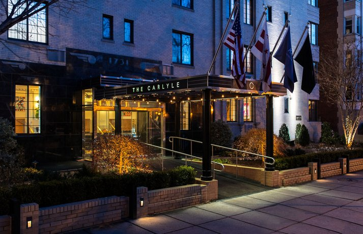 The Carlyle Dupont Circle a Kimpton Hotel
