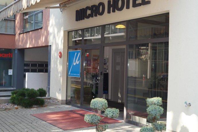 Microhotel Basel