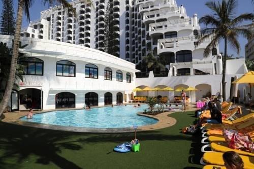 Über Cabana Beach Resort