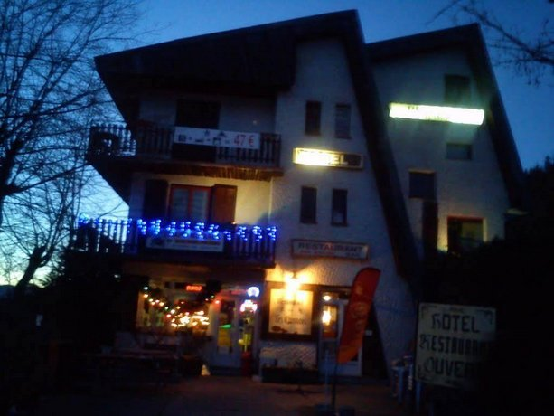 Les Chamois Hotel La Bollene-Vesubie