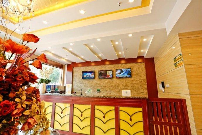 GreenTree Inn Tianjin Binjiang Avenue