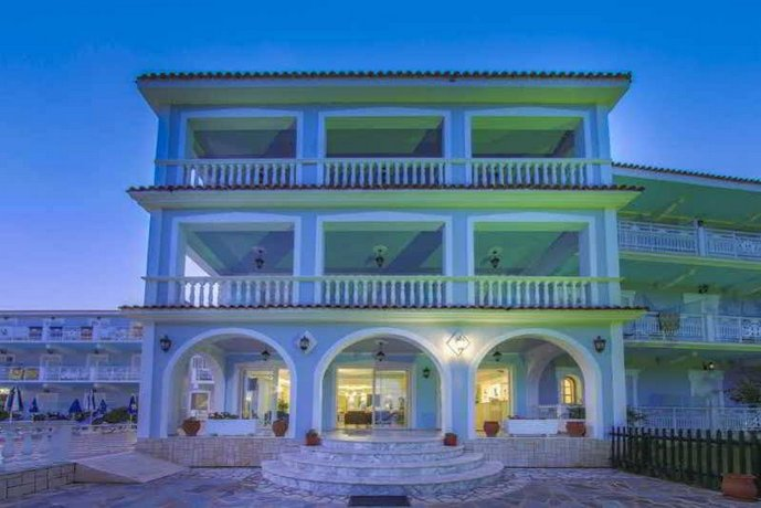 About Sunshine Hotel Zakynthos