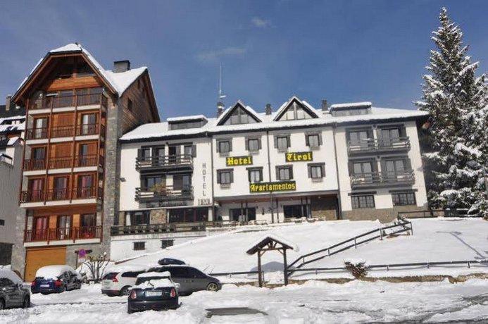 Tirol Hotel Sallent De Gallego