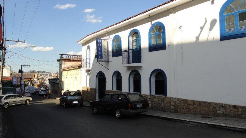 Hotel Alianca Barbacena