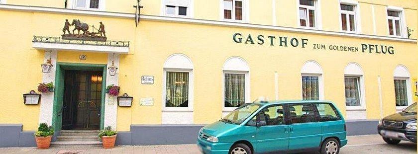 Gasthof zum Goldenen Pflug