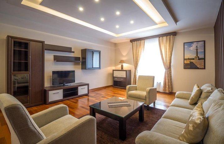 About Feel Belgrade Luxury Apartments