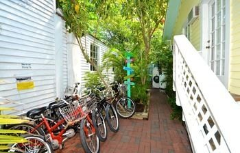 About Garden House Key West
