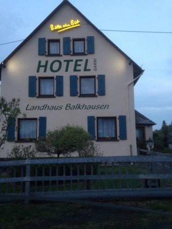 Landhaus Balkhausen