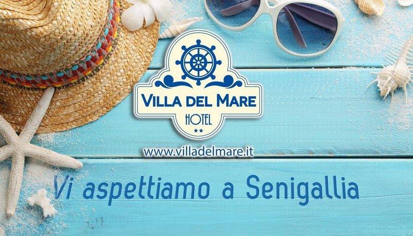 Hotel Villa Del Mare Senigallia