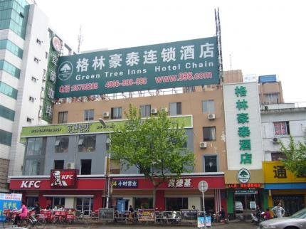 Green Tree Inn Nantong Renmin Middle Road