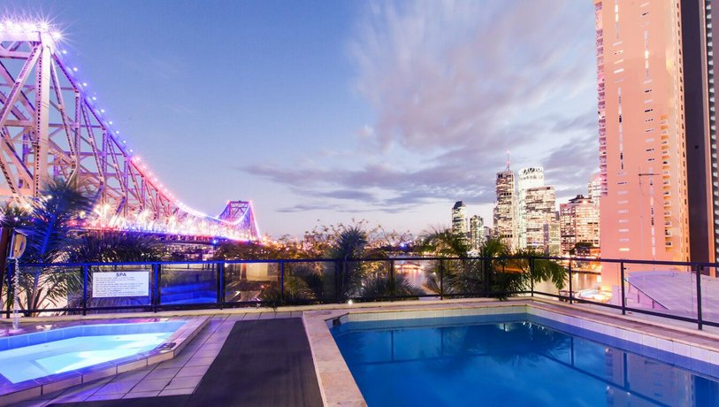 Oakwood Hotel Apartments Brisbane