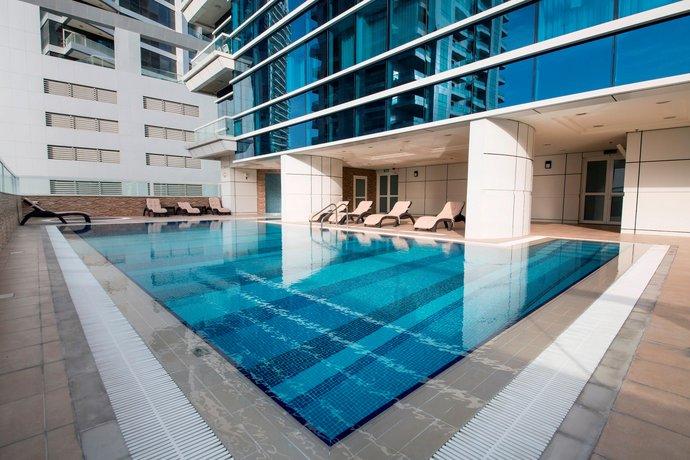 Hotel Barcelo Residence Dubai Marina