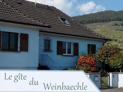 Gite Du Weinbaechle