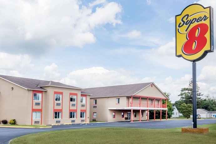 Harrington Super 8 Motel