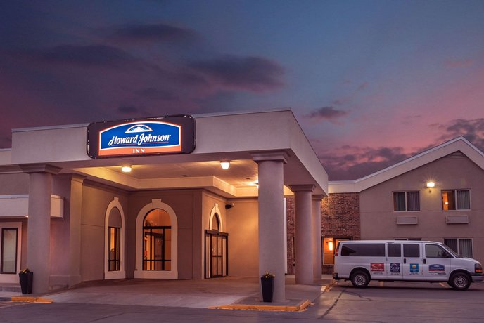 Howard Johnson Hotel Billings