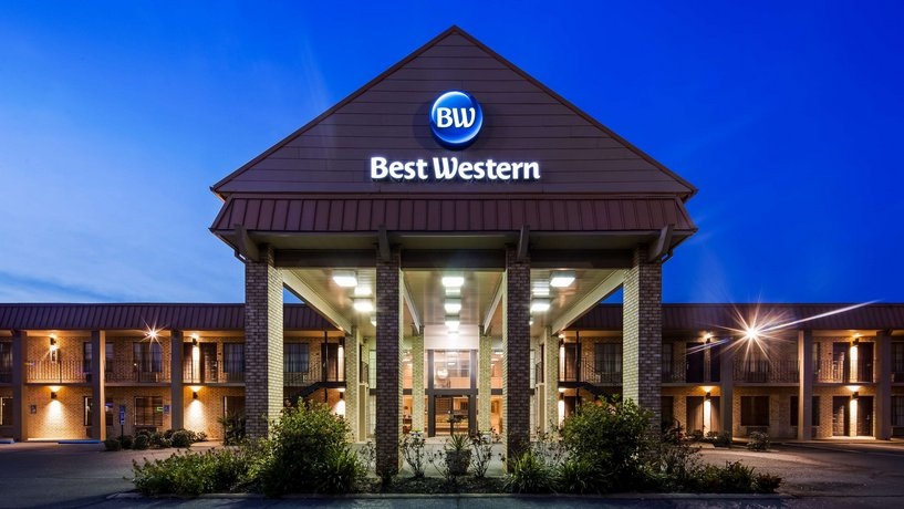 BEST WESTERN of Alexandria Inn-Suites and Conference Centre
