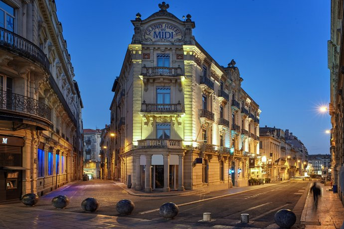 Grand Hotel du Midi Montpellier - Comedy Opera