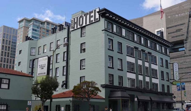 The Good Hotel : The good hotel san francisco die günstigsten angebote