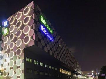 Ibis Styles Geneve Palexpo Aeroport Hotel