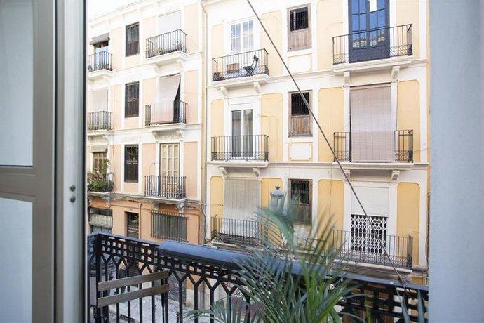 Apartamentos Botanico 29 Valencia