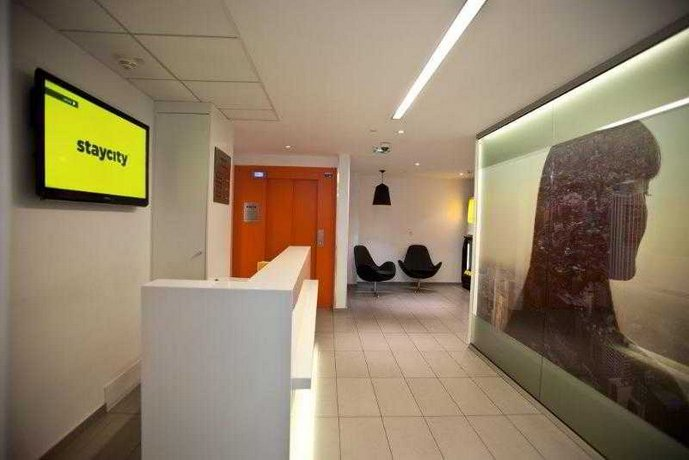 Staycity Aparthotels Gare De L U0026 39 Est  Paris