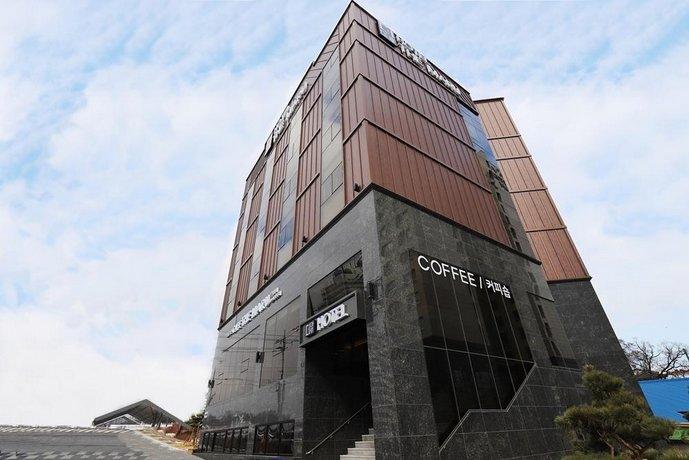 Pyeongchang Hotel The Maru
