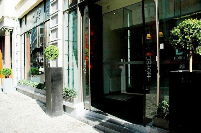 Hotel Saint Nicolas Brussels