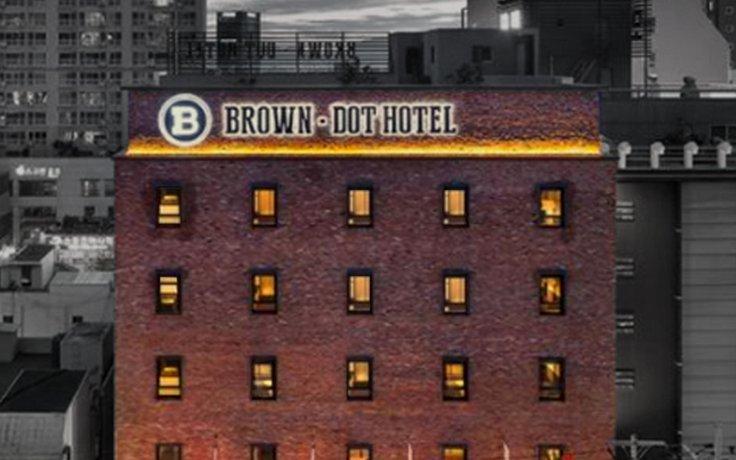 Sasang Brown Dot Hotel