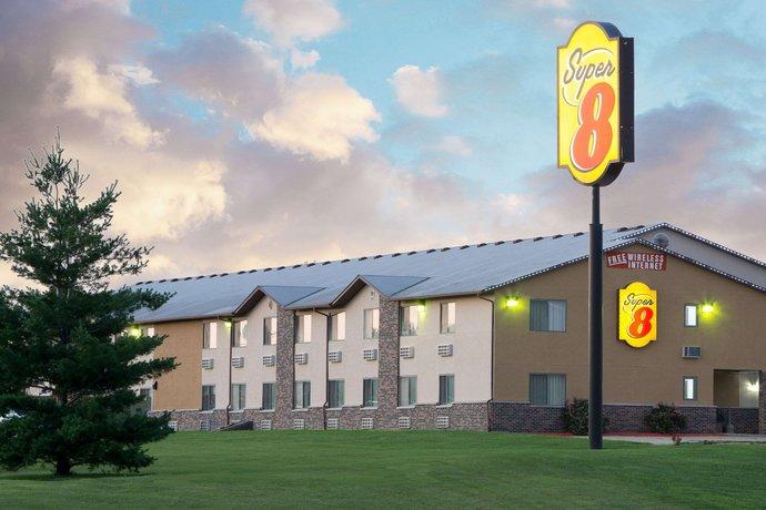Super 8 Motel Chillicothe Missouri