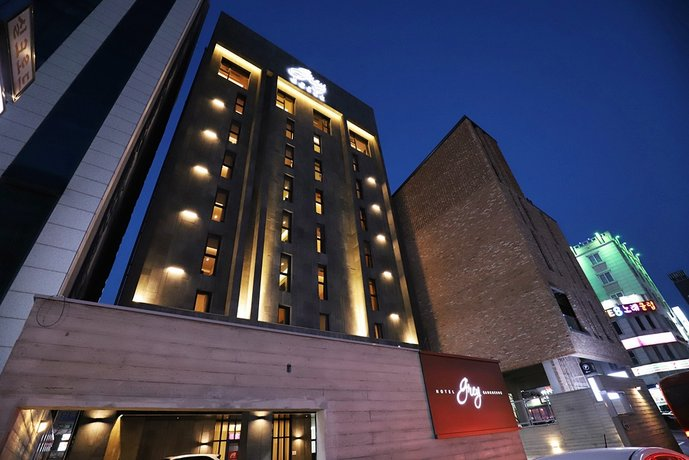 Gray Hotel Gangneung