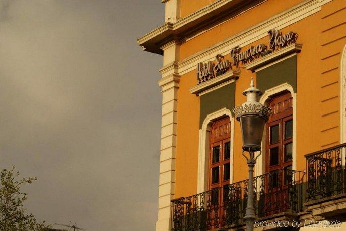 San Francisco Plaza Hotel Guadalajara