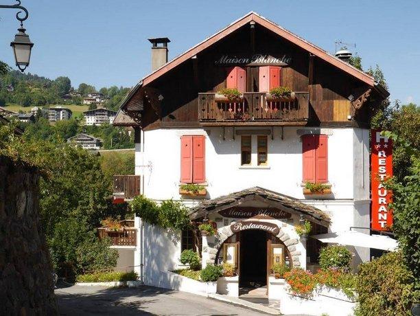 Hotel Maison Blanche Saint Gervais
