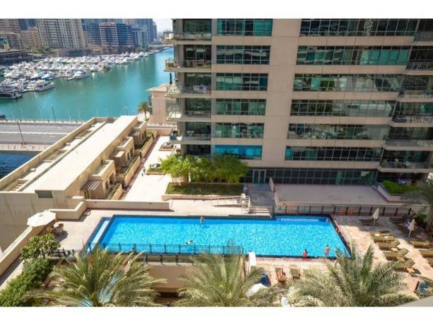 Dream Inn Dubai Apartments - Marina Quays