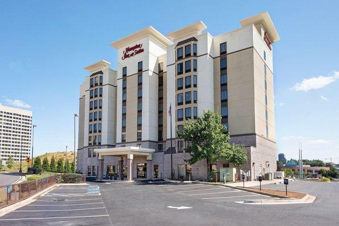 Hampton Inn and Suites Atlanta - Galleria