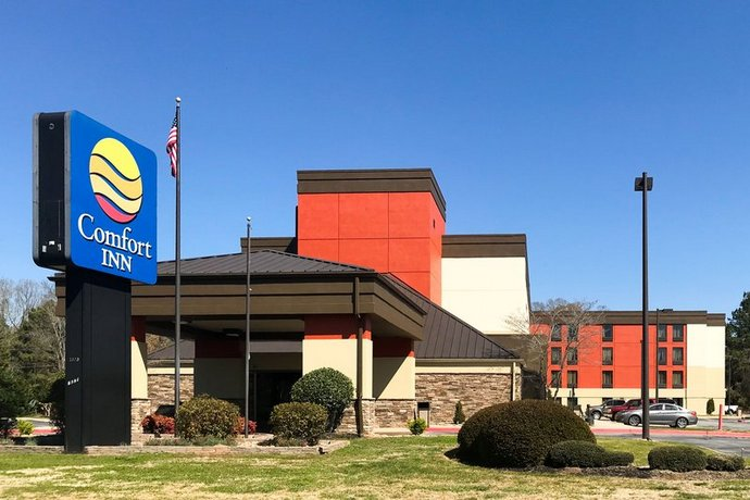 Comfort Inn Clemson - University Area