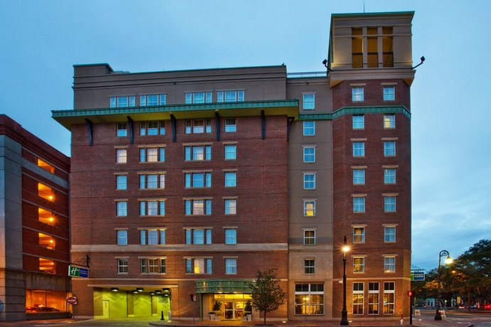 Holiday Inn Express Savannah-Historic District