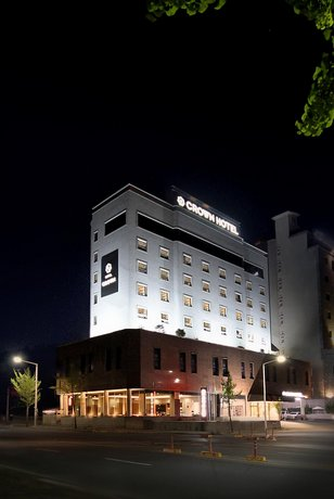 Crown Hotel in Changwon