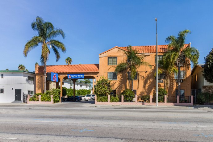 Motel 6 Inglewood CA