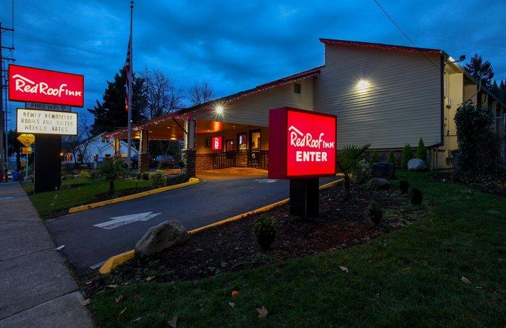 Red Roof Inn Portland