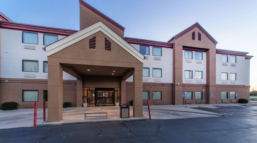 Red Roof Inn St Louis - Troy- IL