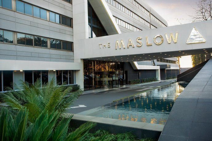 About The Maslow Hotel Sandton