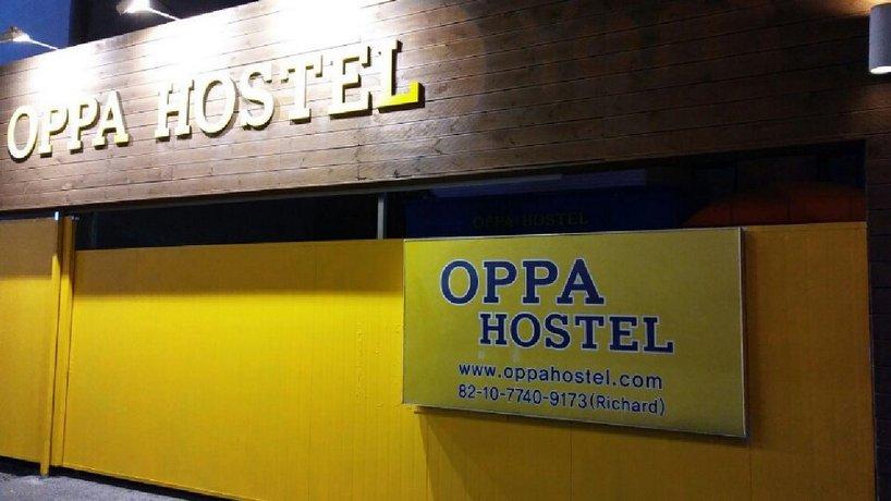 Oppa Hostel Seoul