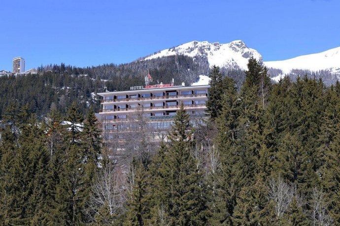 Hotel Restaurant le Mont Paisible Superieur