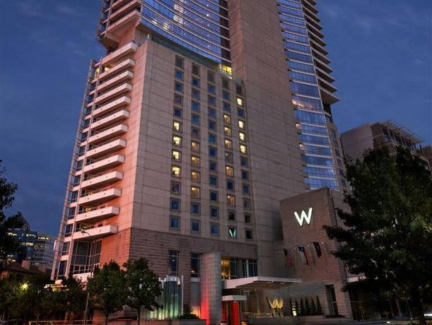 W Dallas Victory Hotel
