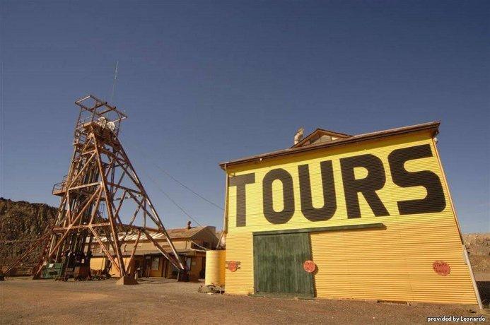 Broken Hill Oasis Motor Inn
