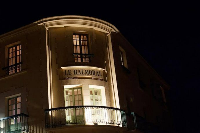 Hotel Balmoral Dinard