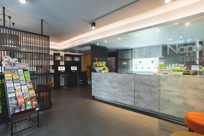 Guest Friendly Hotels in Chiang Mai - Nap In Chiang Mai Hotel