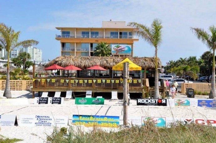 Howard Johnson By Wyndham St Pete Beach Fl Resort Hotel Saint Compare Deals