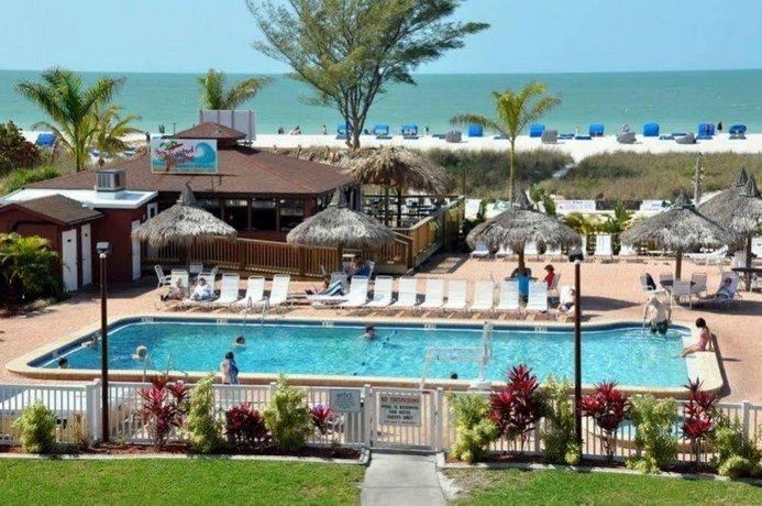 Howard Johnson St Pete Beach Resort